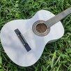 Гитара белая классическая по цене 3800₽ - Акустические и классические гитары, фото 2