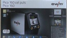 Сварочные аппараты - Сварочный инвертор ewm pico 160, 0