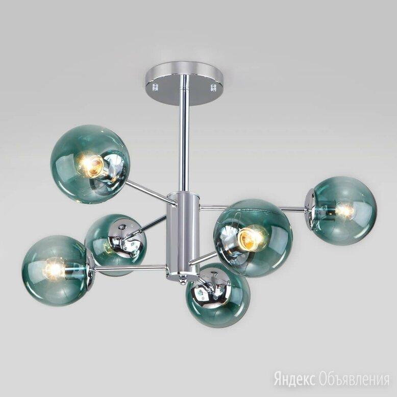 Потолочная люстра Eurosvet Ascot 30166/6 хром по цене 8670₽ - Мебель для кухни, фото 0