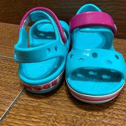 Босоножки, сандалии - Сандалии crocs, 0