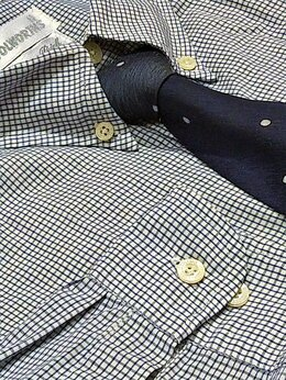 Рубашки - 🔴 Woolworths Америка мужская рубашка сорочка в…, 0