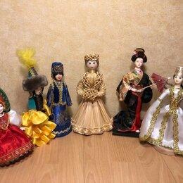 Другое - Мини коллекция национальных кукол, 0