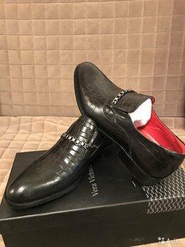 Туфли - Мужские туфли/лоферы Vera Victoria Vito, артикул 3, 0