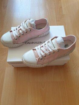 Кроссовки и кеды - Кеды женские Calvin Klein, 0
