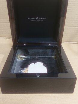 Шкатулки для часов - коробка для часов Maurice lacroix, 0