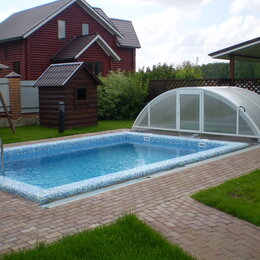 Павильоны для бассейнов - Павильон для бассейна, 0