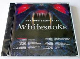Музыкальные CD и аудиокассеты - Whitesnake/Tribute - Top Musicians Play…, 0