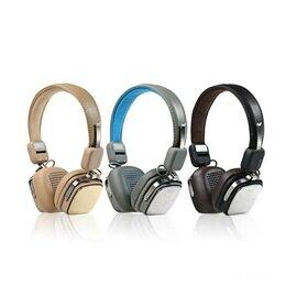 Наушники и Bluetooth-гарнитуры - Наушники беспроводные Remax RB-200HB Bluetooth headphone, 0
