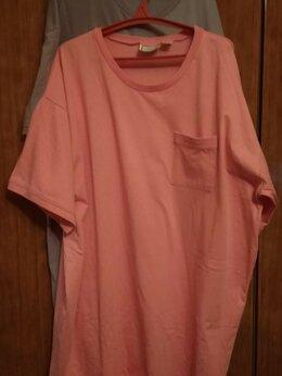 Домашняя одежда - Футболка (ночная рубашка) большой размер, 0