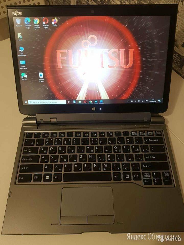 """Ультрабук-Планшет Fujitsu Stylistic Q775 i5/8Гб/SSD/13.3"""" был 55т, новый от 175т по цене 39000₽ - Ноутбуки, фото 0"""