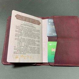 Обложки для документов - Обложка для паспорта , 0