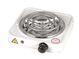 Плиты и варочные панели - Плитка электрическая Gelberk GL-103 белый, 0