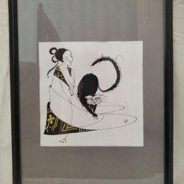 Картины, постеры, гобелены, панно - Картина, 0