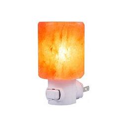 Ночники и декоративные светильники - Донградус Ночник из гималайской соли №1, 0