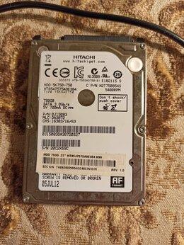 Внутренние жесткие диски - Жесткий диск 750 Гб, 0