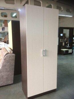 Шкафы, стенки, гарнитуры - Шкаф Бася 2 ств. со штангой и полками, 0