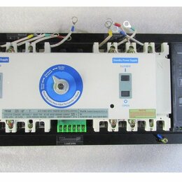 Электроустановочные изделия - Устройство автоматического ввода YEQ2Y-225/4P 100A-225A, 0