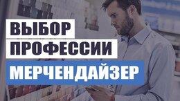 Мерчендайзер - Мерчендайзер визитный, Москва, 0