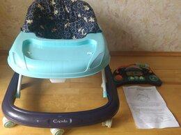 Ходунки, прыгунки - Ходунки Capella BG-0619 с игровой панелью, 0