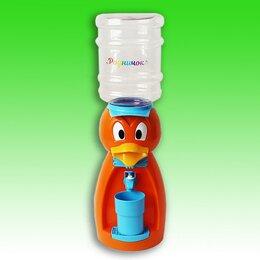Кулеры для воды и питьевые фонтанчики - Детский кулер Родничок, 0
