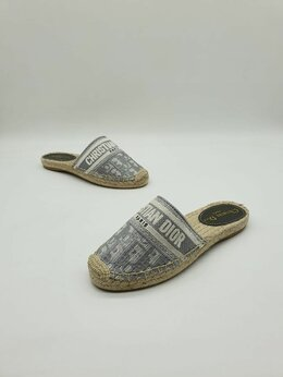 Домашняя обувь - Тапочки. Dior, 0