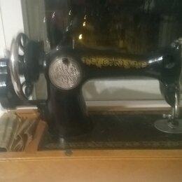 Прочие хозяйственные товары - старая   швейная   машина, 0
