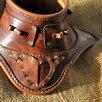 Кожаный горжет (шорно- седельная кожа толщиной 2,2мм) по цене 15000₽ - Карнавальные и театральные костюмы, фото 3