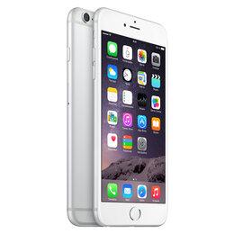 Мобильные телефоны - 🍏 iPhone 6+ 64Gb silver (белый) , 0