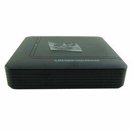 Камеры видеонаблюдения - Видеорегистратор MATRIX M-8AHD1080N, 0