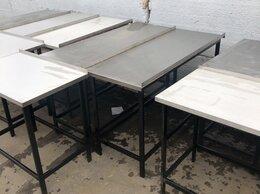 Прочее оборудование - Столы из нержавеющей стали , 0