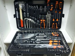 Наборы инструментов и оснастки - Набор инструментов GS TLB Tools 150 предметов, 0