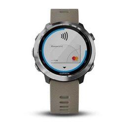 Умные часы и браслеты - Часы Garmin Forerunner 645 с песочным ремешком, 0