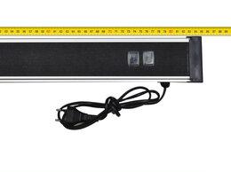 Оборудование для аквариумов и террариумов - LED светильник для аквариума 85 см светодиодный, 0