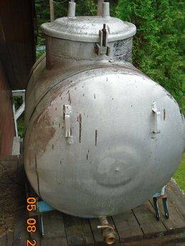Баки - Бак алюминиевый пищевой герметичный большой…, 0