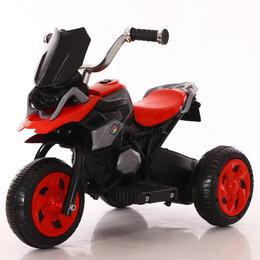 Электромобили - Детский электромотоцикл M606 Next для детей от 1 года, 0