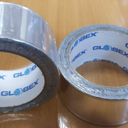 Изоляционные материалы - Алюминиевая клейкая лента 48 мм*25 м, 0