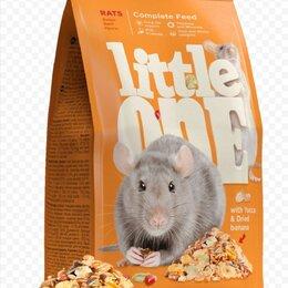 Корма  - Корм для крыс 3 шт, 0