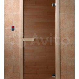 Двери - Двери стеклянные для бани и сауны, 0