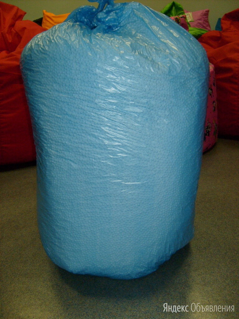 Гранула полистирольная для кресел мешков  по цене 400₽ - Комплектующие, фото 0