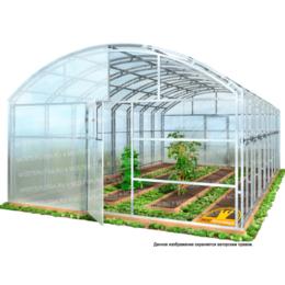 Теплицы и каркасы - Теплица Царская Ферма, ширина 4.5 метра, длина…, 0