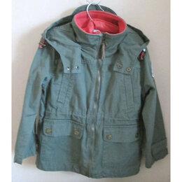 Куртки и пуховики - Ветровка для мальчика фирмы «Gulliver». Рост 104 см., 0