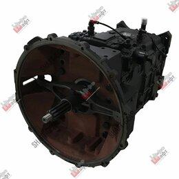 Трансмиссия  - КПП S6-160, 0