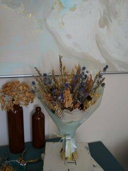 Цветы, букеты, композиции - Отличный подарок - букет из сухоцветов , 0