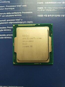 Процессоры (CPU) - Intel Core i7 4790K-4,0Ghz, 0