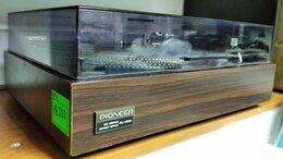 Проигрыватели виниловых дисков - Проигрыватель виниловых пластинок Pioneer PL-1100, 0