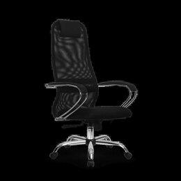 Компьютерные кресла - Компьютерное кресло SU-BK 8 хром, 0