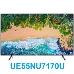 "Телевизоры - 55"" 4K LED Smart TV Samsung UE55NU7170U 1300 PQI, 0"
