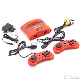 Ретро-консоли и электронные игры - Sega Super Drive Tekken (50-in-1), 0