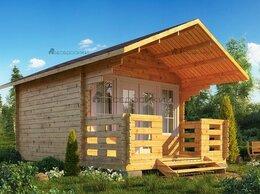 Готовые строения - Садовый домик 3,5х5,3 «Праздничный», 0