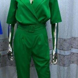 Комбинезоны - Новый женский комбинезон брюками 44,46 размер, 0